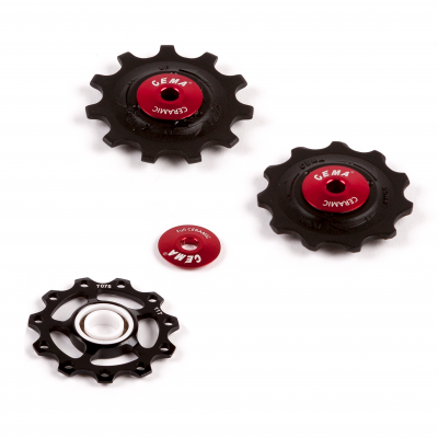 Shimano compatibel pulleywheel sets